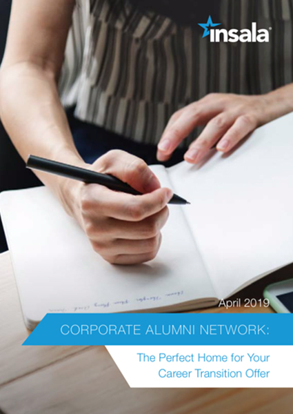 Corporate Alumni Network: The Perfect Home for Your Career Transition Offer