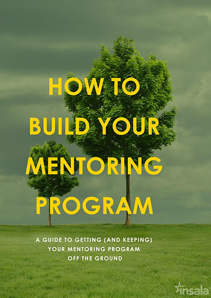 How to Build Your Mentoring Program