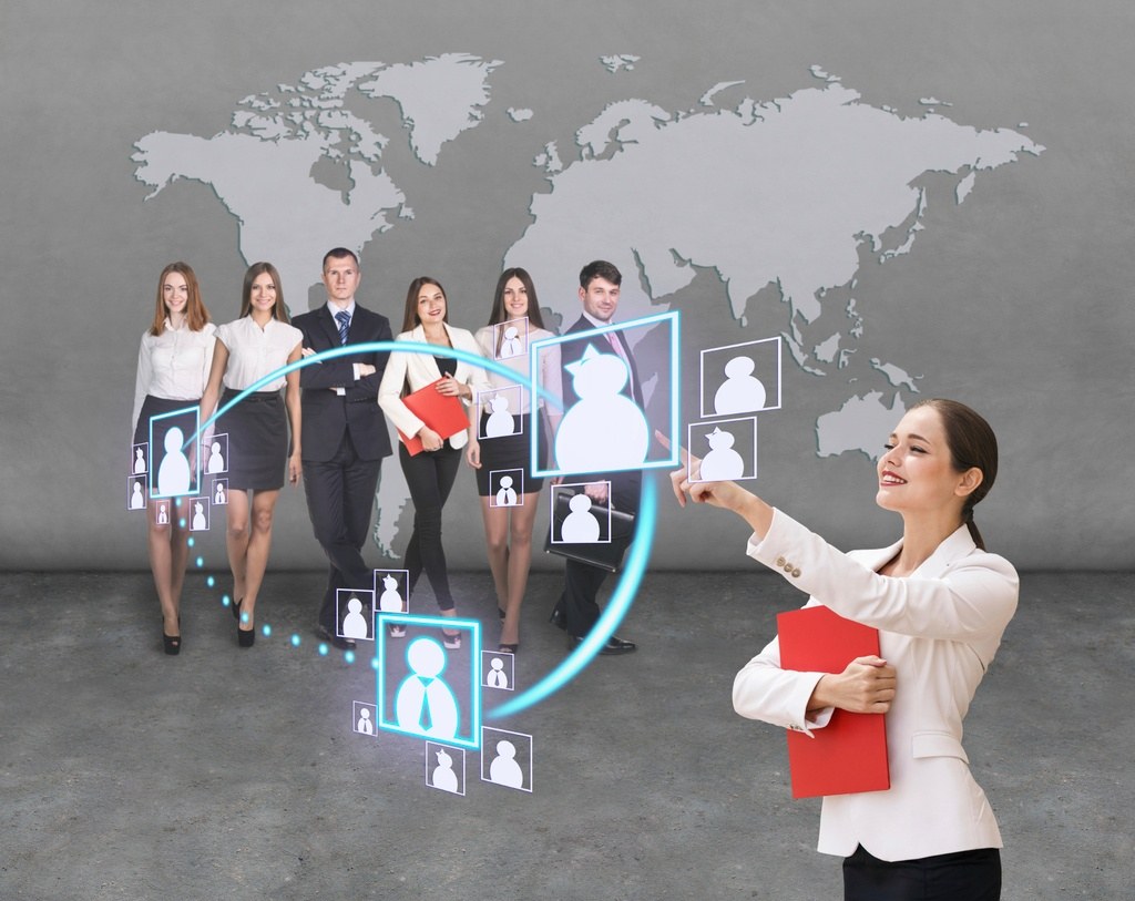 connecting alumni network